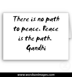 There is no path 