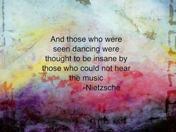 And those who were 