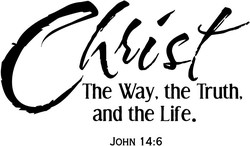 The way, the Truth, 