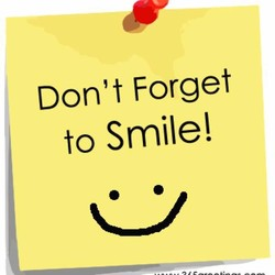 Don't Forget 