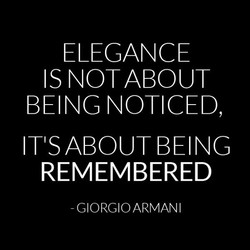 ELEGANCE 