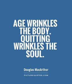 AGE WRINKLES 