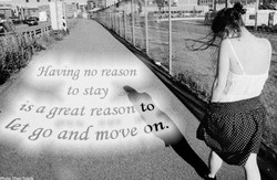 Yfaving no reason 