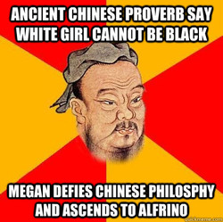 ANCIENT CHINESE PROVERB SAY 