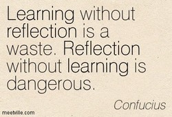 Learning without 
