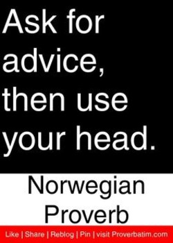Ask for 