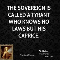 THE SOVEREIGN IS 
