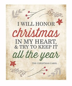 1 WILL HONOR 