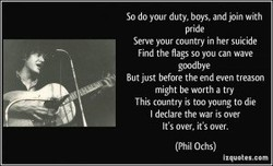 So do your duty, boys, and join with 