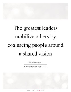The greatest leaders 