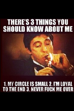 THERE'S 3 THINGS YOU 