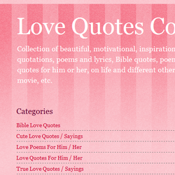 Love Quotes Co 
