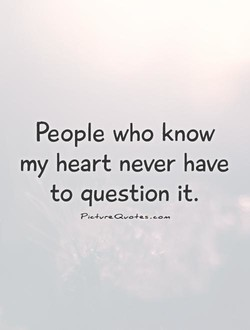People who know 