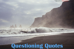 Questioning Quotes