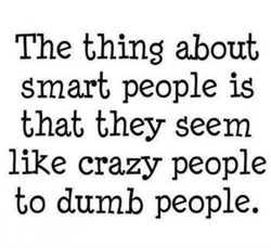 The thing about 