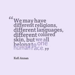 We may have 