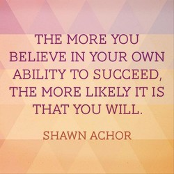 THE MORE YOU 