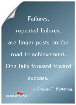 Failures, 