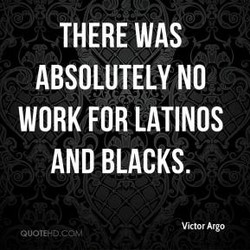 THERE WAS 