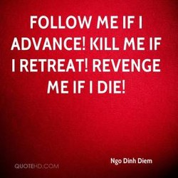 FOLLOW ME IF I 