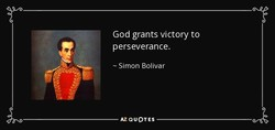 God grants victory to 