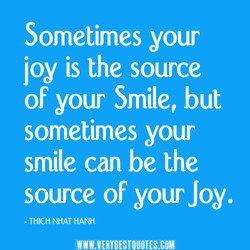 Sometimes your 