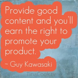 Provide good 