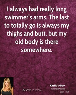 I always had really long 