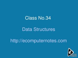 Class No.34 