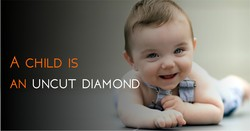 A CHILD IS 