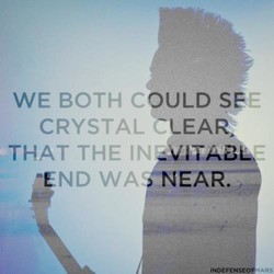 WE BOTH COULD 