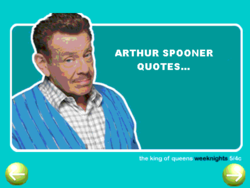 ARTHUR SPOONER 