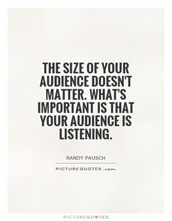 THE SIZE OF YOUR 