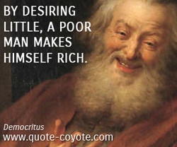 BY DESIRING 