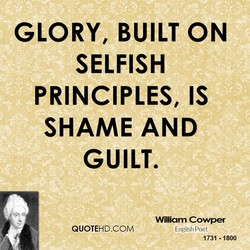 GLORY, BUILT ON 