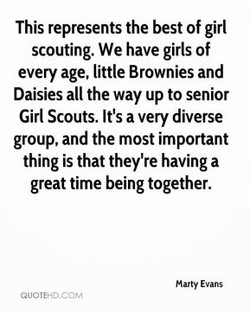 This represents the best of girl 