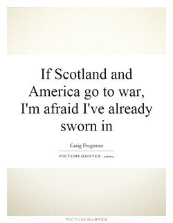 If Scotland and 