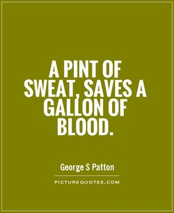 A PINT OF 