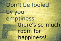 Domt be fooled 