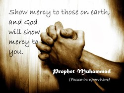 Show mercy to those 010 