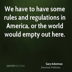 We have to have some 