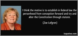 I think the motive is to establish in federal law the 