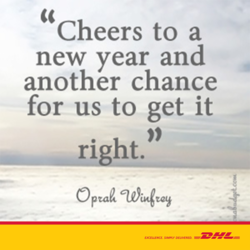 Cheers to a new year and another chance for us to get it right. Optaa EXCELLENCE. SIMPLY DELIVERED.