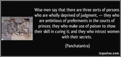 Wse men say that there are thræ sorts Rrsons 