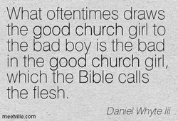 What oftentimes draws 