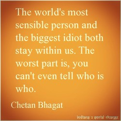 The world's most 