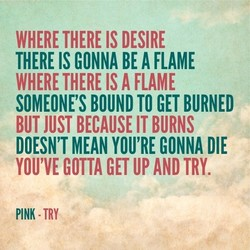 WHERE THERE IS DESIRE 