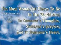 The Places Be 