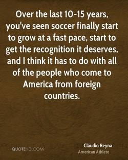 Over the last 10-15 years, 