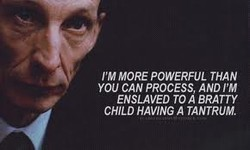 I'M MORE POWERFUL THAN 